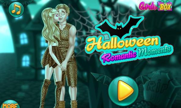 Halloween Romantic Moments poster