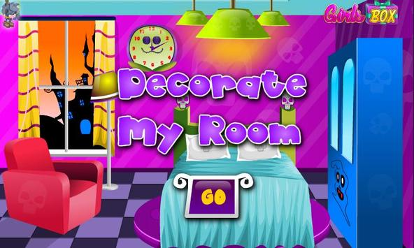 Halloween Room Decoration apk screenshot