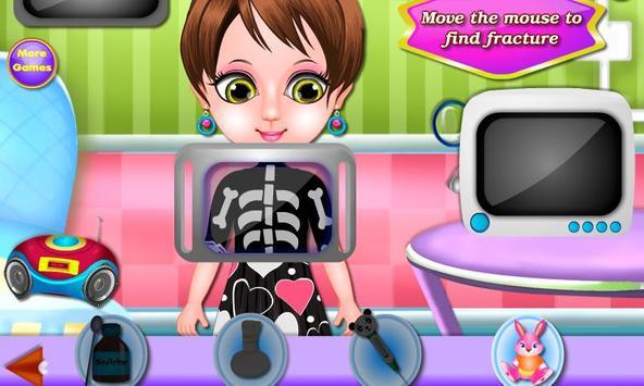 Sick Little Girl Care screenshot 4