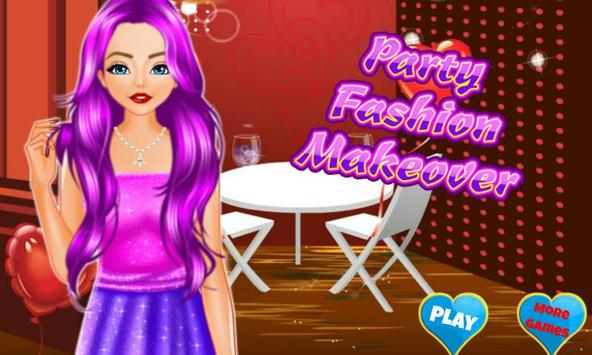 Valentine Fashion Makeover poster