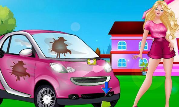 Princess Car Washing screenshot 14