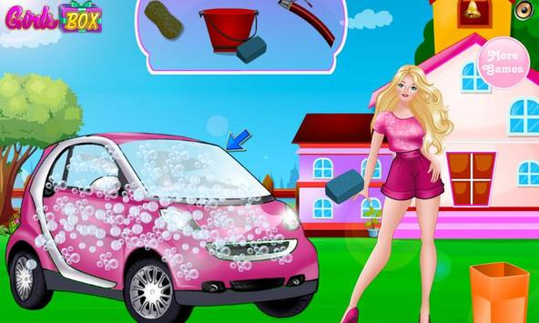 Princess Car Washing screenshot 12