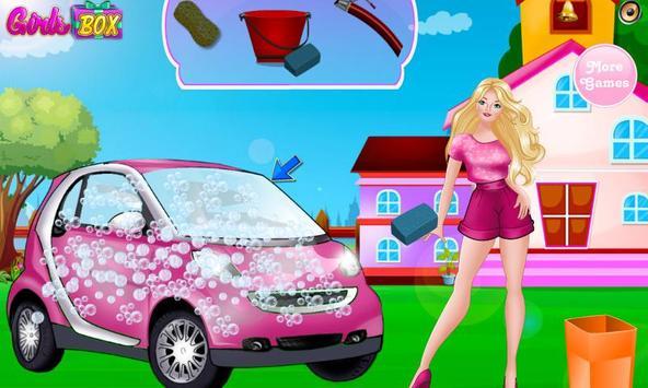 Princess Car Washing screenshot 2