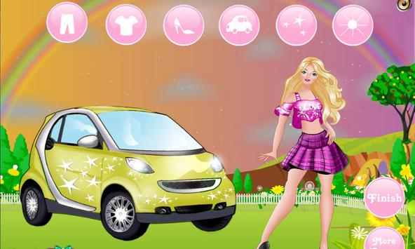 Princess Car Washing screenshot 8