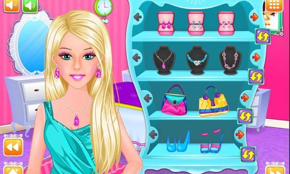 Princesses Relaxing at Spa apk screenshot