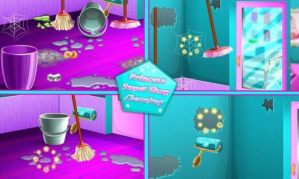 Princess Sweet Shop Cleaning screenshot 2