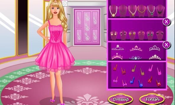 Teen Princess Dress Up apk screenshot