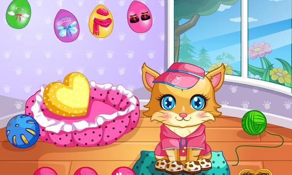 Adorable Cat Grooming Care screenshot 2