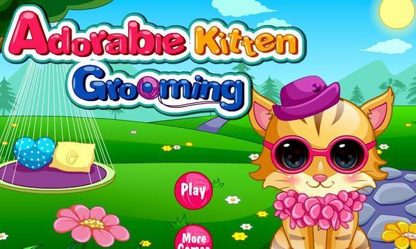 Adorable Cat Grooming Care screenshot 4