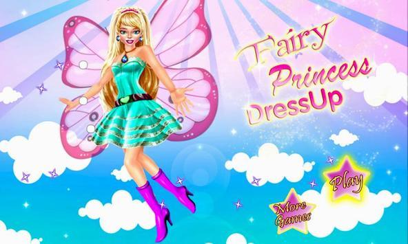 Fairy Princess Dress Up poster