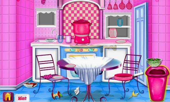 Super Princess Kitchen Clean apk screenshot