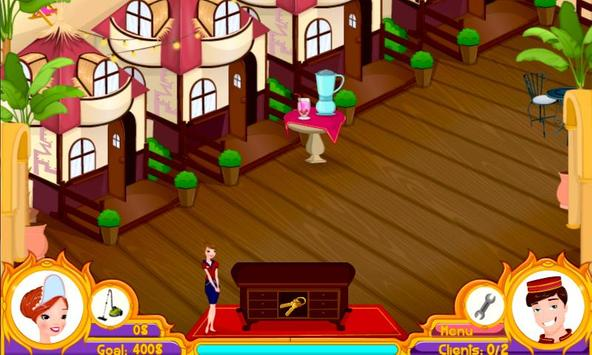 Sweet Times Hotel Mania screenshot 1