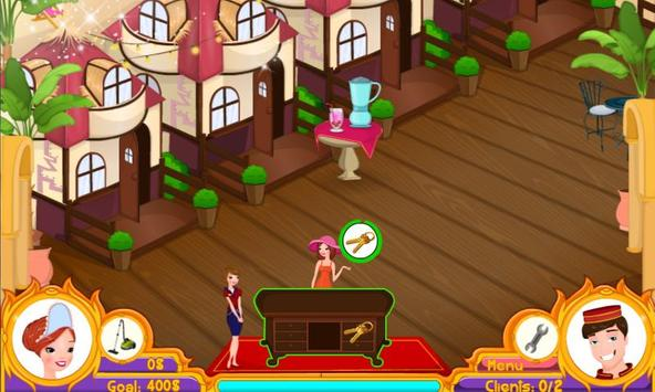 Sweet Times Hotel Mania screenshot 7