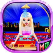 Princess Outdoor Bathing Party icon