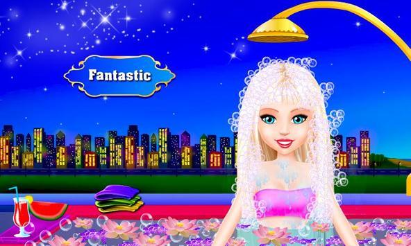 Princess Outdoor Bathing Party apk screenshot