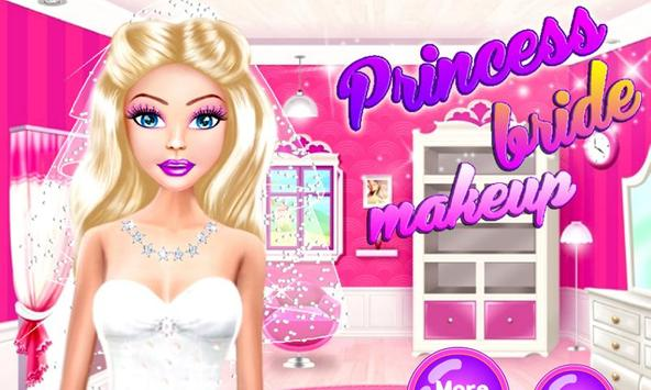 Princess Bride Make Up Salon poster