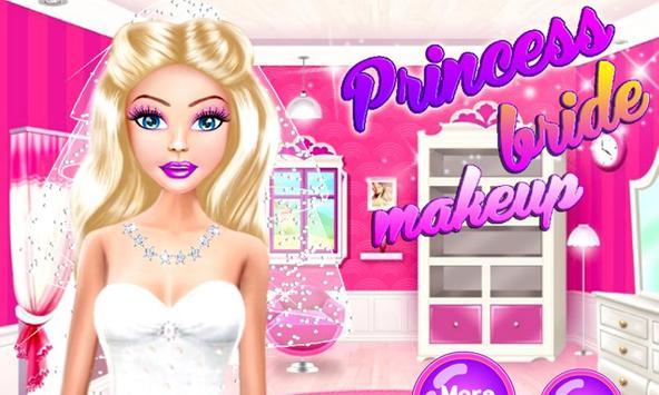 Princess Bride Make Up Salon screenshot 11