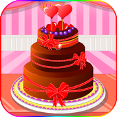 Cake Maker 4-Cooking Game icon