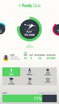 Footy Quiz screenshot 9