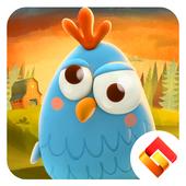 Crazy Farm: Legendairy Odyssey icon