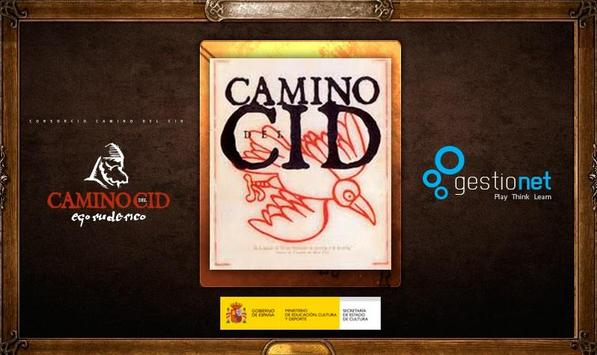 El Camino del Cid poster