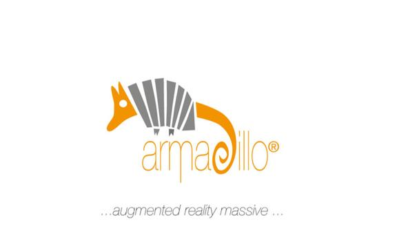 ARmadillo augmented reality poster