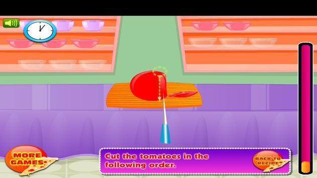 Pizza Maker - Cooking Games apk screenshot