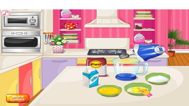 Make a Cake - Cooking Games screenshot 1