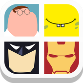 Close Up Character icon