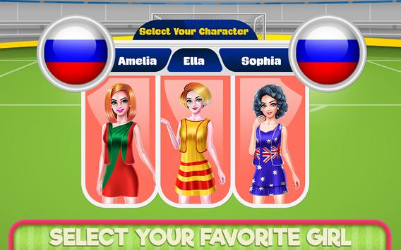 Soccer Cheerleader Championship screenshot 13