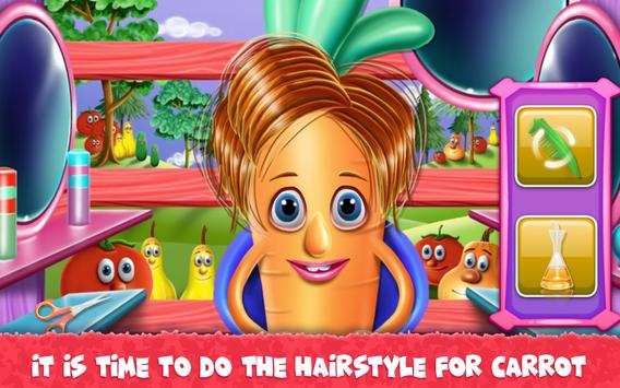 Vegetables at Hair Salon screenshot 18