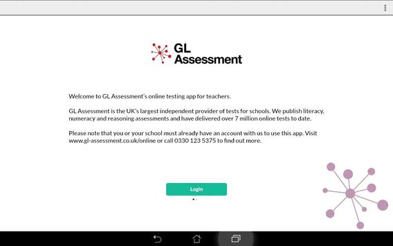 GL Assessment poster ...