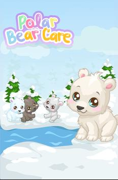 Polar Bear Care poster
