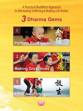 Great Compassion Mantra【百人合唱大悲咒】 screenshot 6