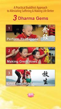 Great Compassion Mantra【百人合唱大悲咒】 poster