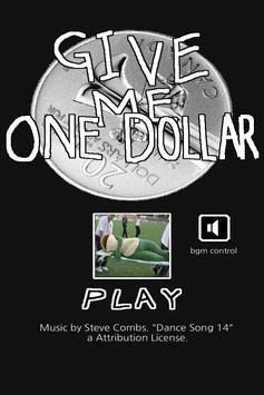dollar mania 2048-canada poster