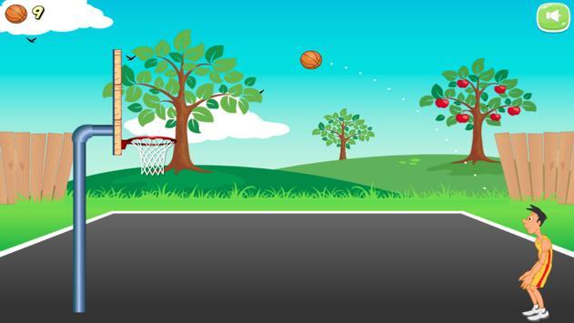 Basketball in Street apk screenshot