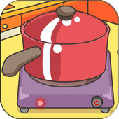 Girls Cooking Games For Kids icon