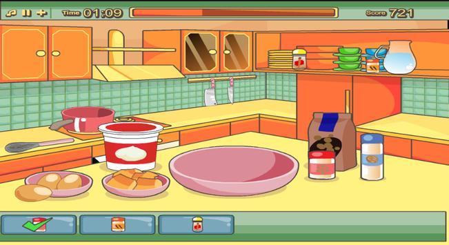 Girls Cooking Games For Kids apk screenshot