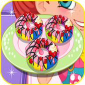 Donuts Maker 2-Cooking Games icon