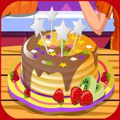 Pancake Girls Cooking Game icon