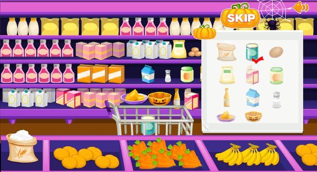 Pancake Girls Cooking Game poster