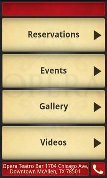 Opera Teatro Bar apk screenshot