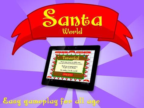 Santa World poster