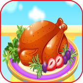 Chicken Cooking Games icon