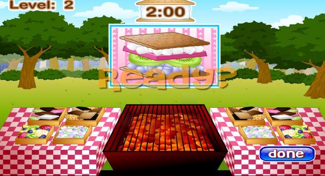 Burger Maker 3-Cooking Game apk screenshot