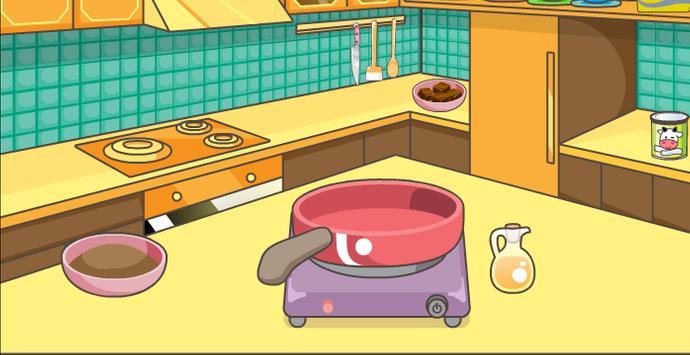 Cake Maker - Cooking games screenshot 1