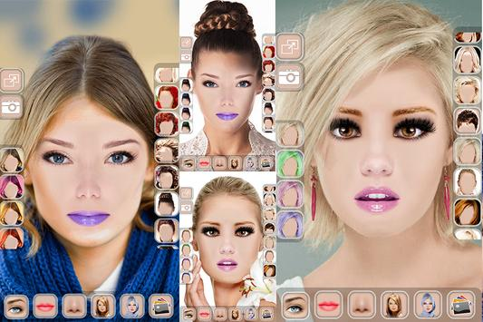 Realistic Make Up apk screenshot
