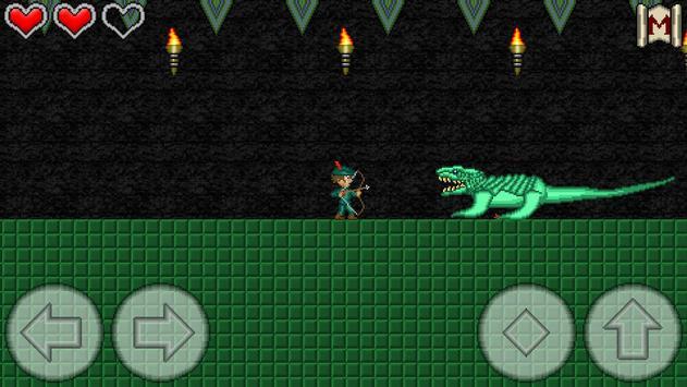 Pixel Arrow screenshot 2