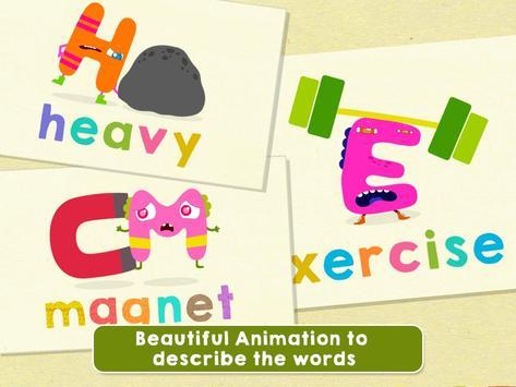 Hungry Alphabet - Learn ABC screenshot 9